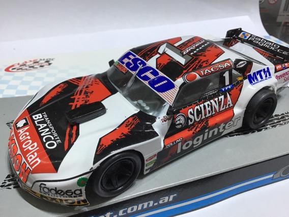 Guille Ortelli Tc 1/32 Turismo Auto Claseslot La Plata Full.