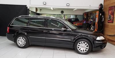 Vw - Passat Variant V6 Blindada 2004