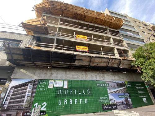 2 Ambientes Con Balcon Terraza En Pozo, Villa Crespo!