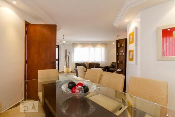 Apartamento No 8º Andar Mobiliado Com 3 Dormitórios E 2 Garagens - Id: 892917915 - 217915