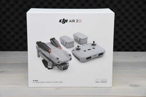 Imagen 1 de 6 de Dji Air 2s Fly More Combo Nuevos Sellados Con Garantía
