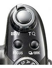 Botón De Disparo Camara Digital Sony Dsc-hx1 X-2348-895-1