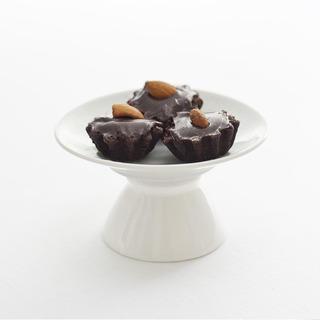 Tartine Dulce De Leche Y Chocolate Mini X 10 Unidades