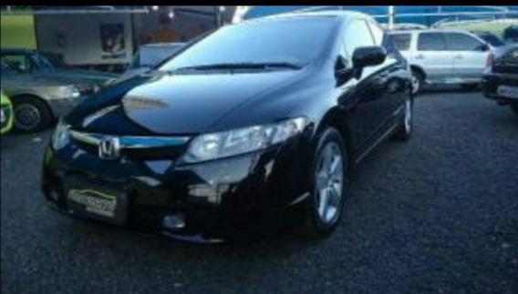 Honda Civic 1.8 Lxs Gas Mec 4 P