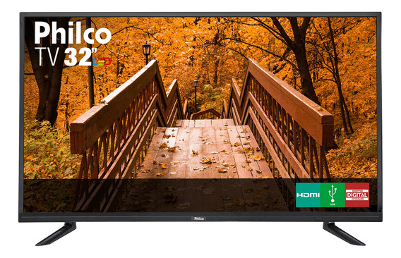 Tv Philco Led 32 Ptv32d12d Bivolt