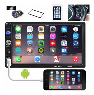 Radio Carro Camara Gratis Tactil Bluetooth Mirror Link 2020