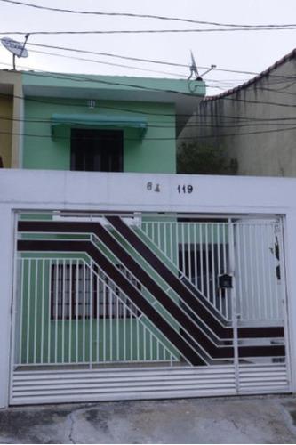 Imagem 1 de 15 de Sobrado Para Venda Por R$585.000,00 Com 3 Dormitórios, 2 Vagas E 3 Banheiros - Itaquera, São Paulo / Sp - Bdi35733