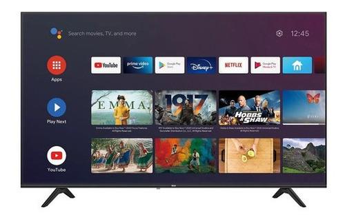 Imagen 1 de 5 de Smart Tv 50' Bgh 4k Ultra Hd Android Usb Hdmi Dolby