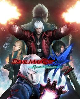 Devil May Cry 4 Se - Ps4 - Digital - Manvicio