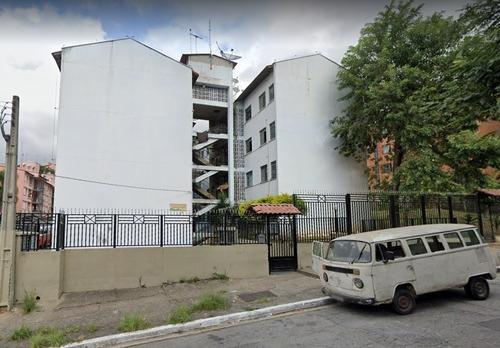 Imagem 1 de 11 de Apto Com 50 M² À Venda Por R$ 149.000,00 Na Cohab Brasilândia, São Paulo   Sp - Ap524313v