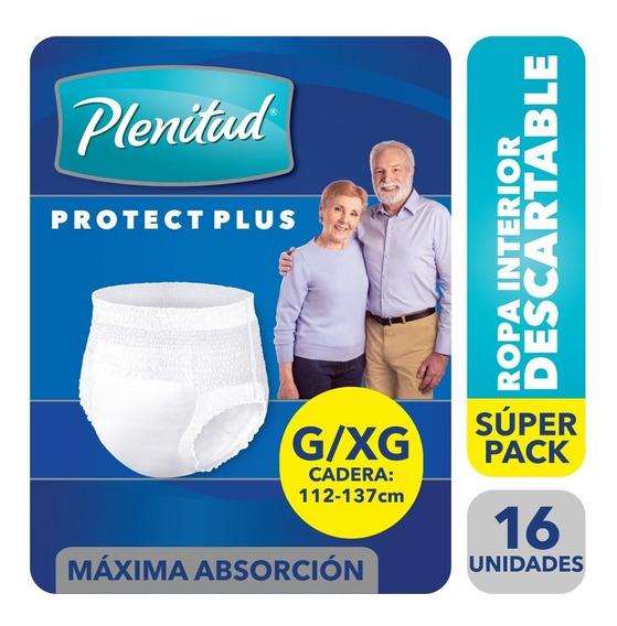Plenitud Protect Plus Ropa Interior X 16