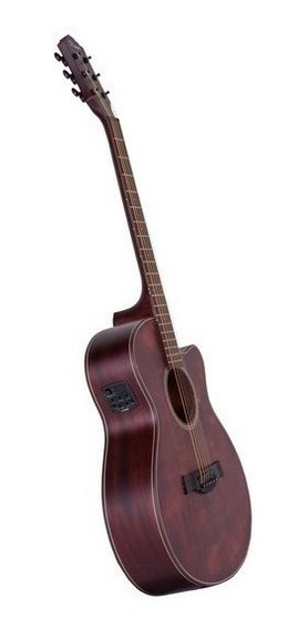 Guitarra Electroacústica Parquer Caoba Envios
