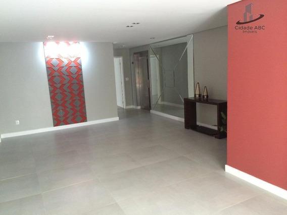 Apartamento Residencial À Venda, Vila Bastos, Santo André. - Ap0008