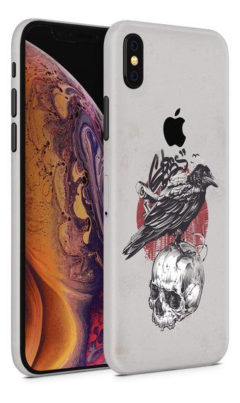 Skin Urban Raven Para Telefonos Apple iPhone