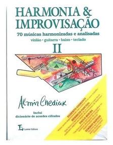 Harmonia E Improvisação - Vol. 2