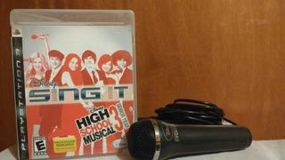 Disney Sing It High School Musical 3 Senior Year Ps3 Od.st