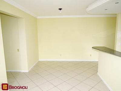 Apartamento 1 Quarto No Centro Com Vista - 3735