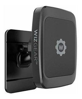 Wizgear Soporte Magnético Para Teléfono Móvil Y Mini Tabl