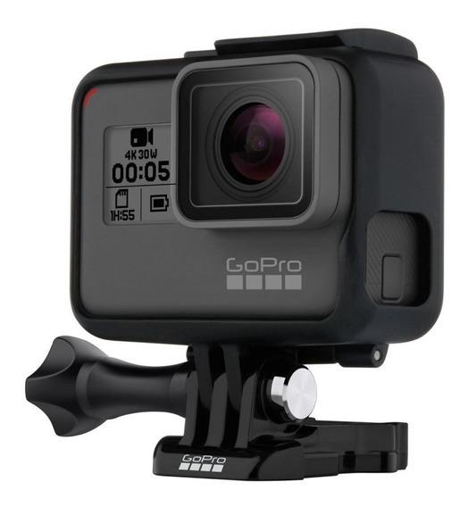 Gopro Hero 5 Black Camera Go Pro 5 4k Lacrada Recondicionada