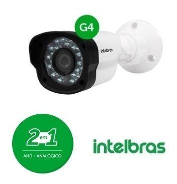 Câmera Infravermelho Intelbras 20 Metros Ahd 720p Vm1120 G4