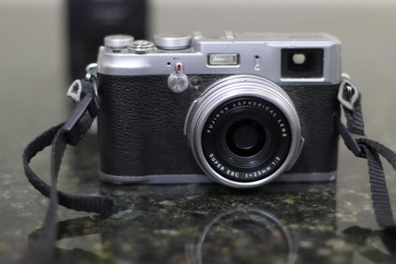 Câmera Fotográfica Fujifilm Finepix X100