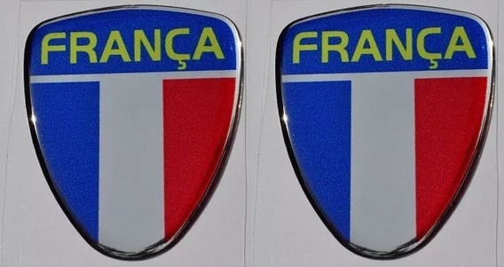 Par Emblema França Coluna Da Porta Citroen C3 C4 C5 Aircross