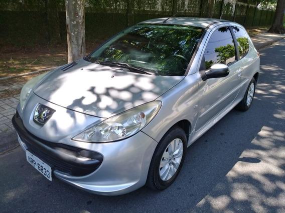 Peugeot 207 Cam. Manual 1.4 2010 R$15.500