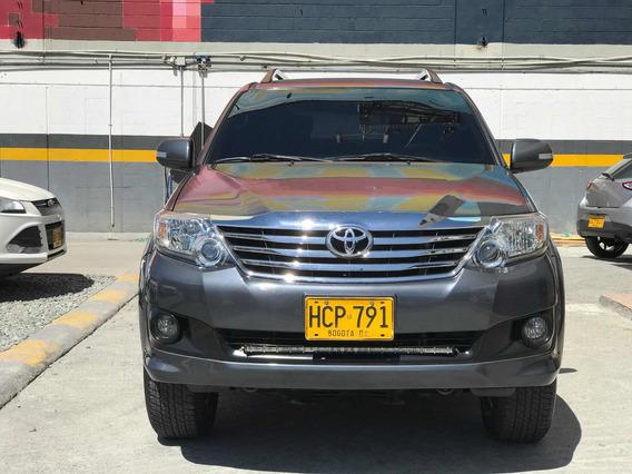 Toyota Fortuner Urbana 2.7 4x2 Autom