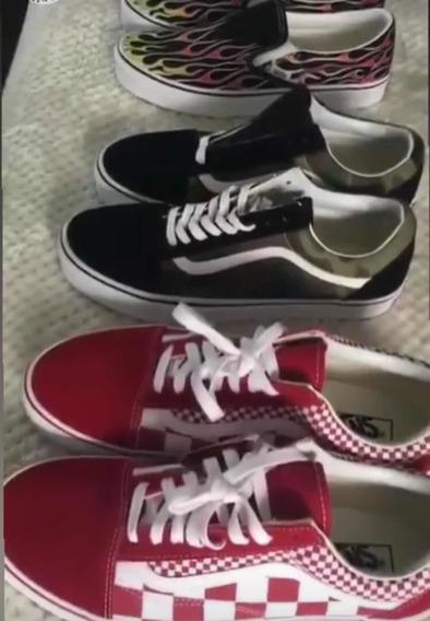 Ropa De Marca Y Zapatos (nike,adidas,vans,etc)