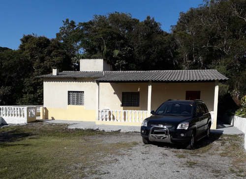 Chácara Com 6.000m2 E Casa Nova De 125m2 Em Cipó Guaçu-linda