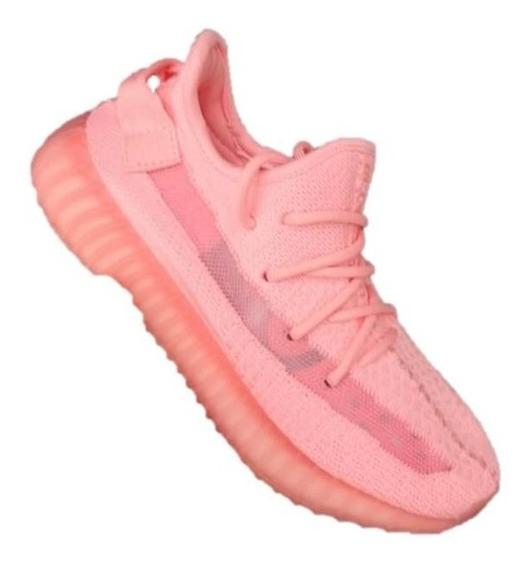 Zapatillas Adidas Ultimos Modelos Mujer - Tenis Rosa chicle ...