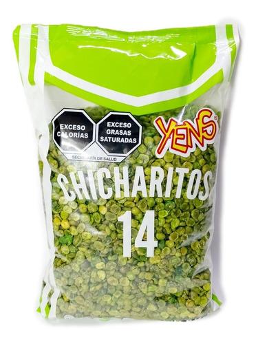 Imagen 1 de 1 de Chicharo Deshidratado Salado Botanas Yens 1 Kg