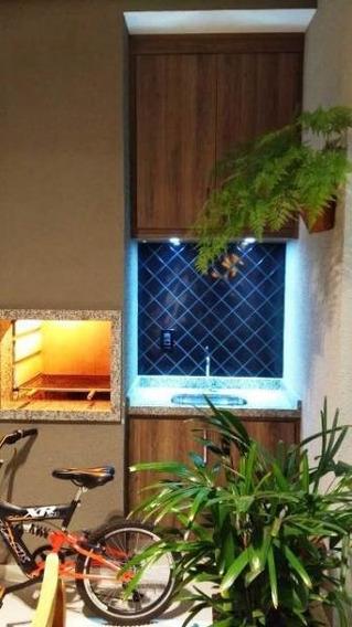 Apartamento Para Venda Em Araras, Jardim Terras De Santa Elisa, 3 Dormitórios, 1 Suíte, 1 Banheiro, 1 Vaga - F3290