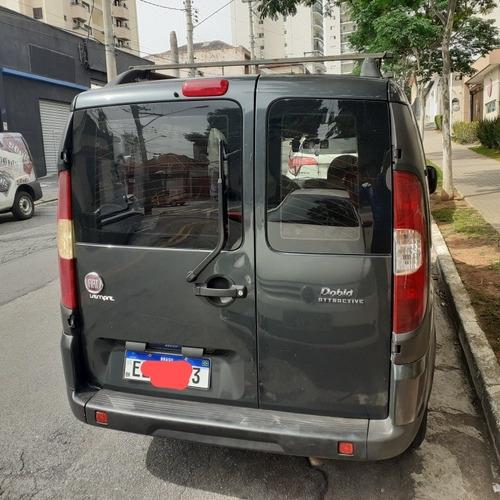 Fiat Doblo 2012 1.4 Attractive Flex 5p