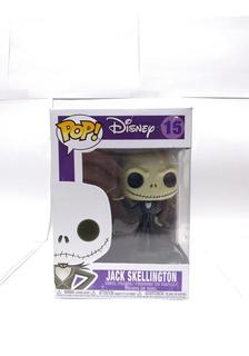 Funko Pop N°15 Disney Jack Skellington Figura De Vinil Sumun