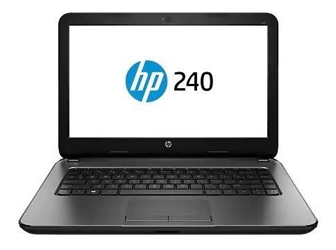 Notebook Usado Hp 240 G3 I5-m421 4gb Hd 500gb + Brinde
