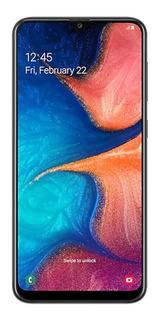Celular Samsung A20 Negro Cuotas