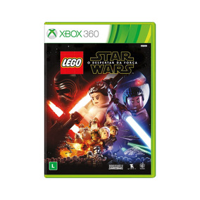Lego Star Wars - O Despertar Da Força - X360 Midia Fisica