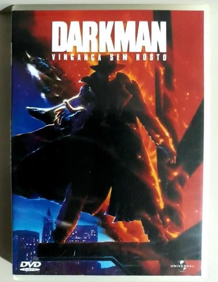 Dvd Darkman - Vingança Sem Rosto