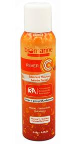 Biomarine Rever C Sabonete Mousse Antioxidante