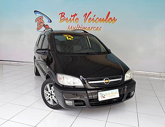 Chevrolet Zafira 2.0 Mpfi Elegance 8v Flex Automático 2012