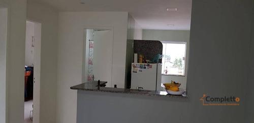 Apartamento Com 2 Dormitórios À Venda, 45 M² Por R$ 95.000 - Jacarepaguá. - Ap0069