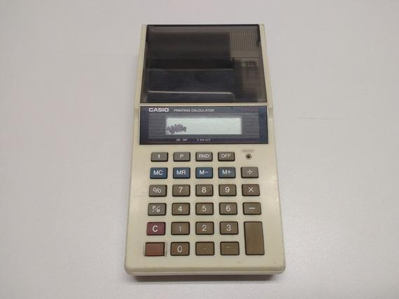 *com Defeito - Leia* Calculadora Impressora Casio Hr-8a