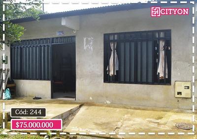244. Se Vende Casa En Villa Del Prado (ciudadela)