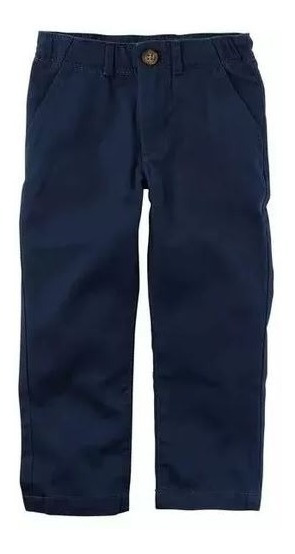 Pantalón De Vestir / Uniforme - Carter´s - Talle 6 Husky