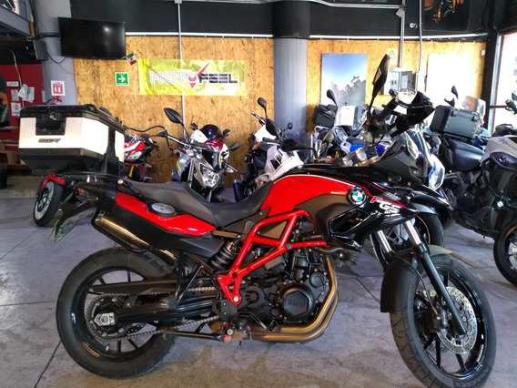 Motofeel Bmw F 700 Gs 2015 Equipada (financiamiento)
