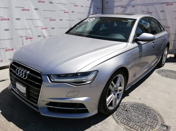 Audi A6 2018 2.0 S Line S-tronic Quattro At