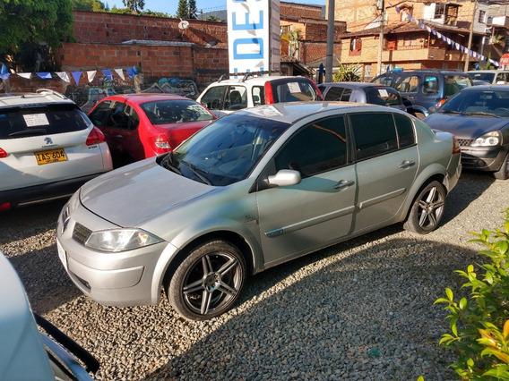 Renault Mégane Ii 2.000 Mecanico 2011