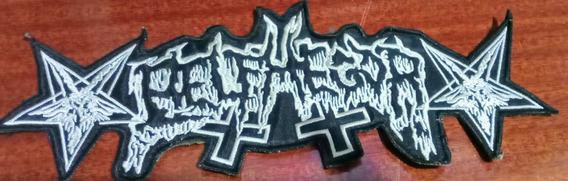 Patch Bordado - Rock Metal - Banda Belphegor