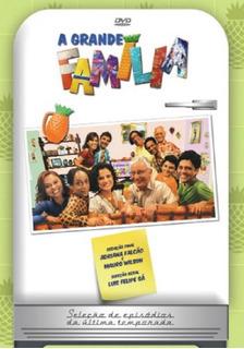 A Grande Família - 4 Dvds